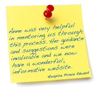 hospice - support testimonial